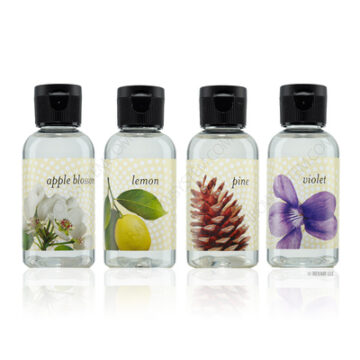 Fragrance Pack (Apple Blossom, Lemon, Pine and Violet)