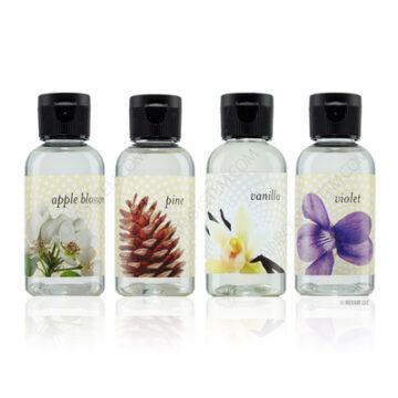 Fragrance Pack (Apple Blossom, Pine, Vanilla and Violet)