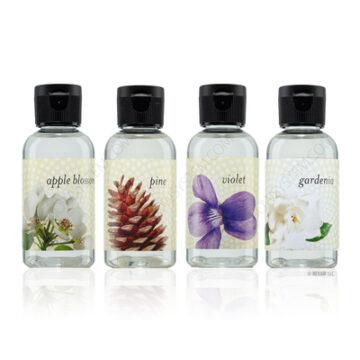 Fragrance Pack (Apple Blossom, Pine, Violet and Gardenia)