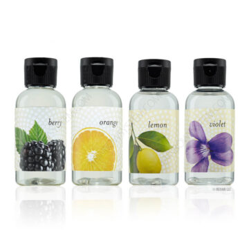 Fragrance Pack (Berry, Orange, Lemon and Violet)