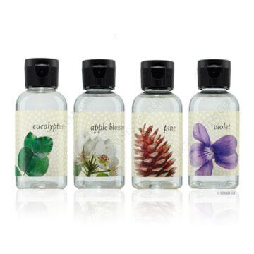 Fragrance Pack (Eucalyptus, Apple Blossom, Pine and Violet)