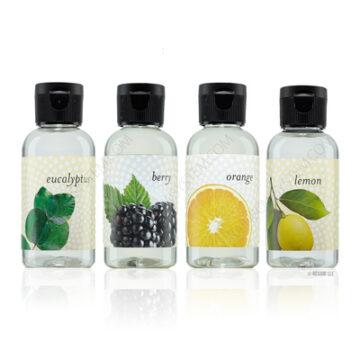 Fragrance Pack (Eucalyptus, Berry, Orange and Lemon)