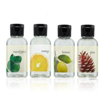 Fragrance Pack (Eucalyptus, Orange, Lemon and Pine)