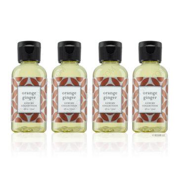 Fragrance Pack (x4 Orange Ginger)