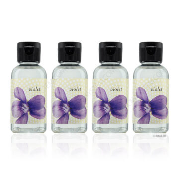 Fragrance Pack (x4 Violet)